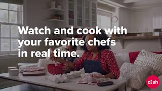 DISH TV Cooking Show Obsessed