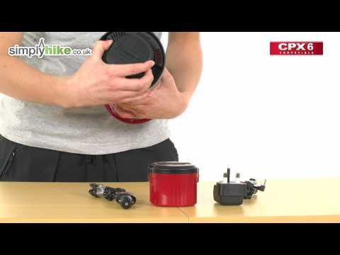 Repeat Coleman CPX6 Battery Pack by biblesnbarbells - You2Repeat