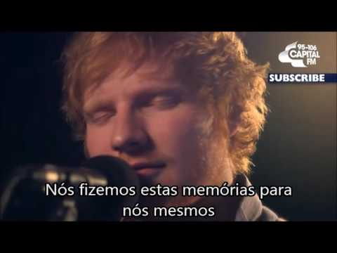 Ed Sheeran Photograph Legendado Live