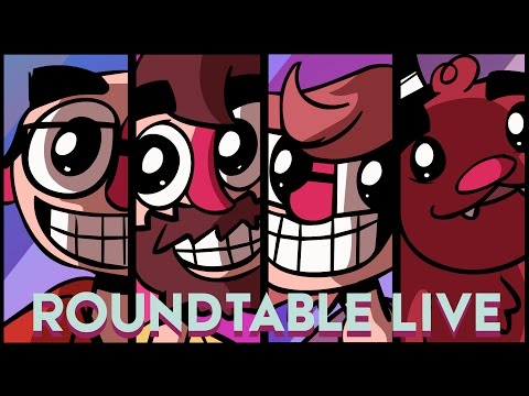 Roundtable Podcast - Episode 69 w/ Guest Edmund McMillen [Sponsored]