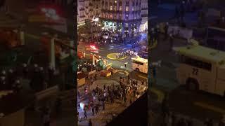Des bagarres à Bruxelles après la qualification du Maroc pour le Mondial
