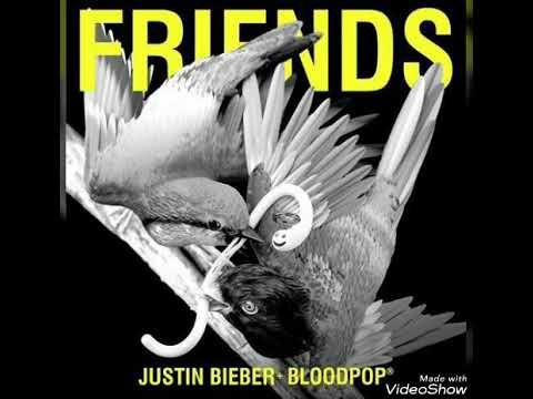 Justin Bieber - friends ft blood pop (PURPOSE TOUR)
