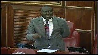 Aaron Cheruiyot on Division of Revenue Wars with National Assembly