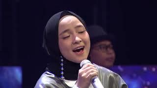 Nissa Sabyan Ya Habibal Qolbi Live TV