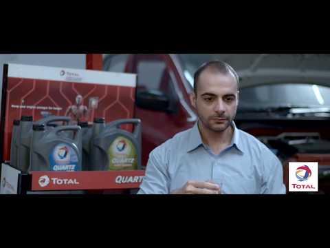 Total Quartz Engine Oil