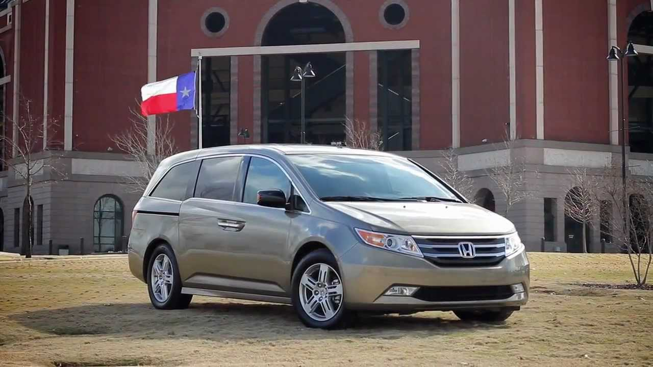 2012 Honda Odyssey Review And Test Drive   Car Pro