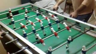 Ποδοσφαιράκι στην Νυμφασία