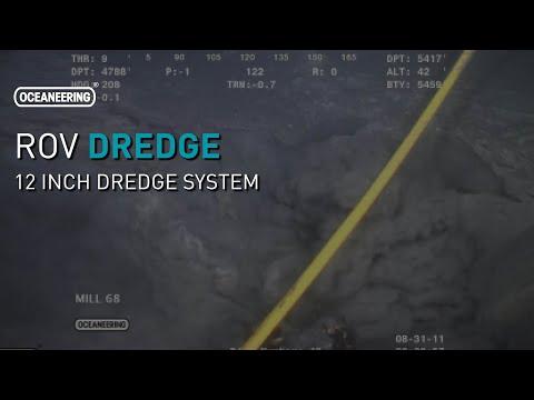 12-Inch Dredge | Oceaneering