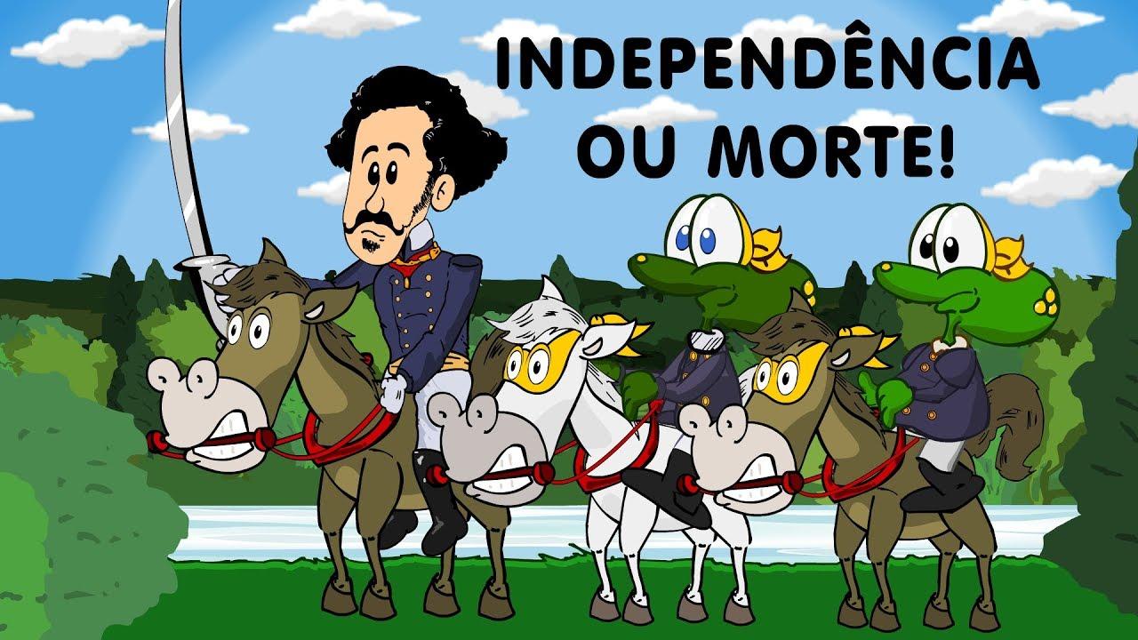 Sapo Brothers No 7 De Setembro A Independencia Do Brasil As