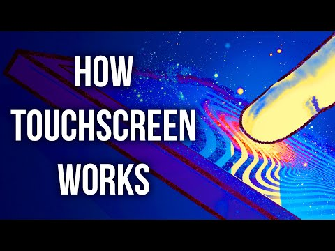 How Touchscreen Works In Simple Words