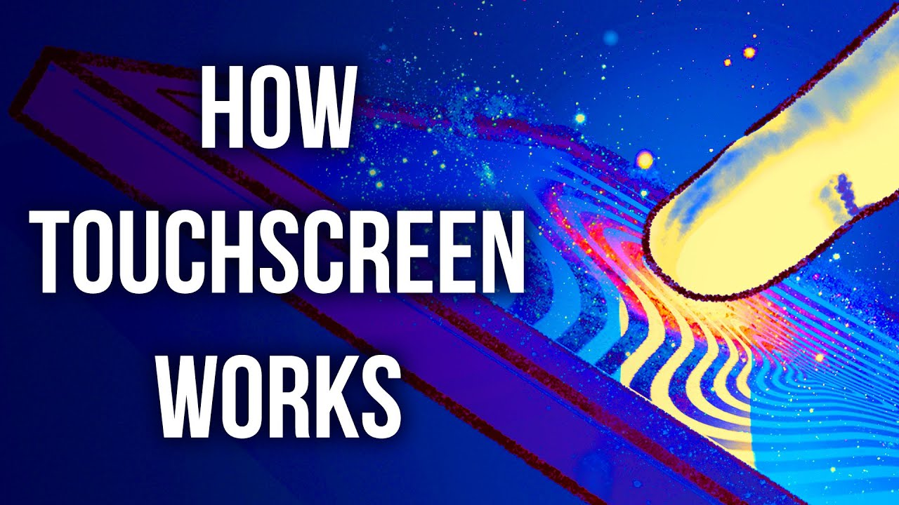 Download How Touchscreen Works In Simple Words