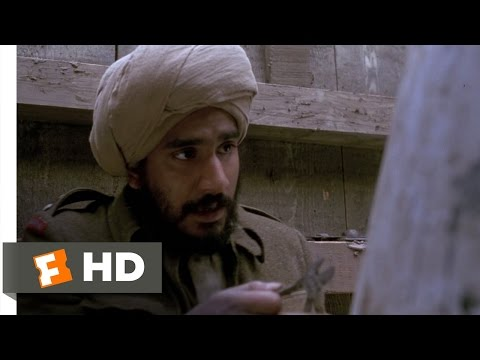 The English Patient 79 Movie   Defusing a Bomb 1996 HD