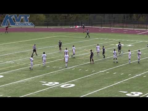 Shady Side Academy Boys Soccer vs Burrell 10-15-20