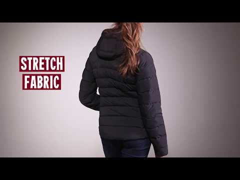 7848c7cb5 The North Face Womens Stretch Down Jacket 2017 Review - YouTube