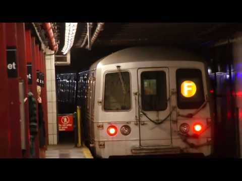 MTA New York City Subway : 57th Street - 6th Avenue [ IND 6th Avenue Line ]
