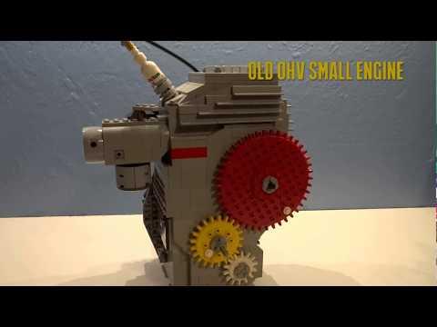 LEGO Old OHV Small Engine by legomaniacman