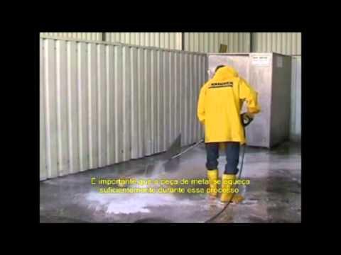 Karcher - Lavadoras de Alta Pressão - Fosfatização de Componentes de Ferro