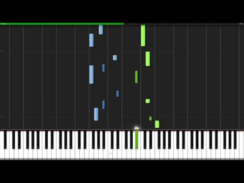 Can't Help Falling In Love - Elvis Presley [Piano Tutorial] (Synthesia) // Nicholas Steinbach