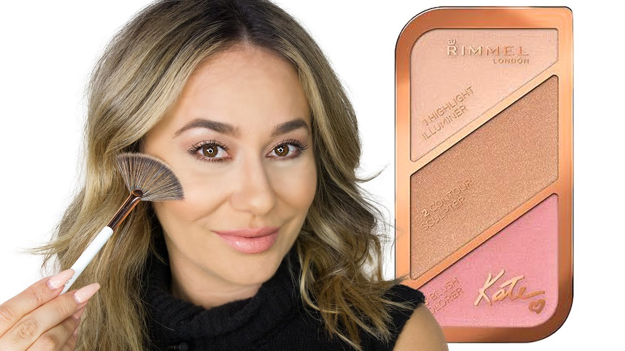 Rimmel London Highlight, Contour & Blush 3 In 1! - Is This Makeup ...