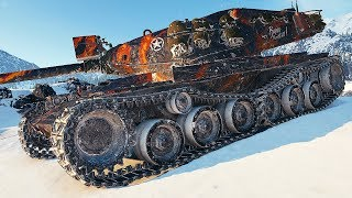 AE Phase I - FIRST BATTLE - World of Tanks Gameplay