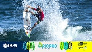 Oi Rio Pro : Pauline Ado s'arrête encore au 2e tour, déjà fini aussi pour Carissa Moore !
