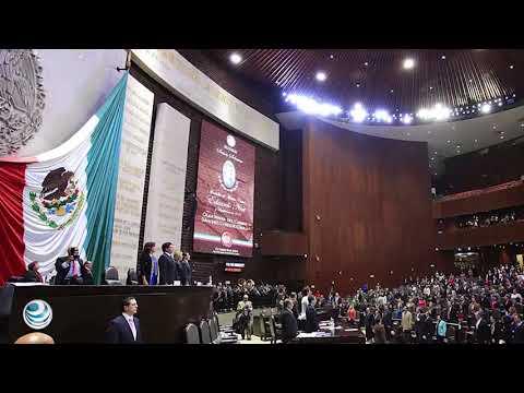 Declaran no habitable edificio de la Cámara de Diputados por sismo