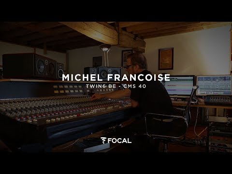Michel Françoise has chosen the Twin6 Be and the CMS40