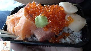 $80 Ghetto Sushi Bowl Lunch
