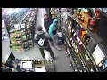 Edithvale IGA teenage GROUP stealing 16 Sep 2017  (from 2:15 - 2:40)