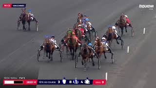 Vidéo de la course PMU PRIX DE BRACIEUX