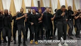 """Pastor Vincent Bohanan & SOV Choir Good Friday Concert : """" He Got Up"""""""