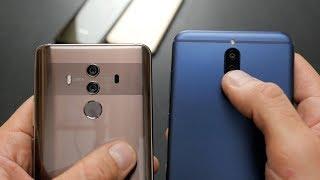 Huawei Mate 10 Pro vs Mate 10 lite