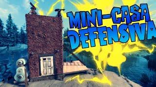 Fallout 76 - Construcción *MINI-CASA* Defensiva