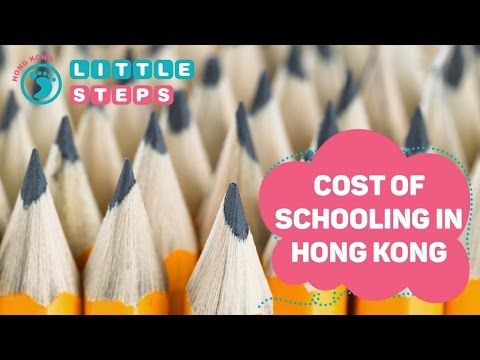 Cost Of Education In Hong Kong   Little Steps Asia