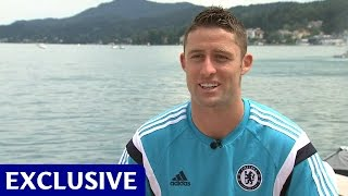 Cahill: Enjoyed our time