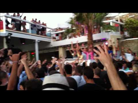 Axwell  Temper Traps  Sweet Disposition  Axwell & Dirty South Remix  @Paradise Club Mykonos 2011