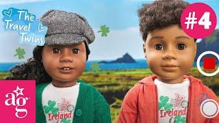 Travel Twins Go Irish Dancing!