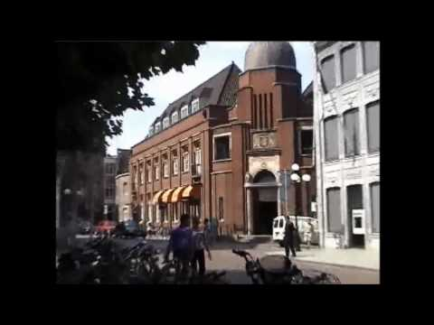 Maastricht (Netherlands) walking tour to cathedral 荷蘭馬斯垂克 漫遊到主教堂