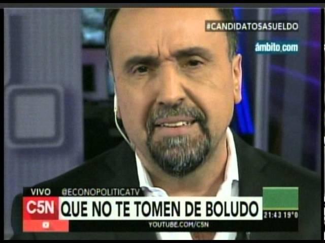 Roberto Navarro: El Kirchnerismo SI controlaba la inflación