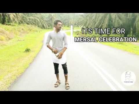 Mersal celebration at Malaysia