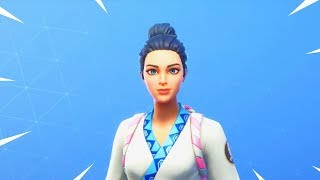 NOUVEAU SKIN MAKI MASTER GAMEPLAY // NIGHT GANG // 1600+ WINS // Fortnite Gameplay