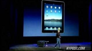 Apple Unveils the iPad - New York Post
