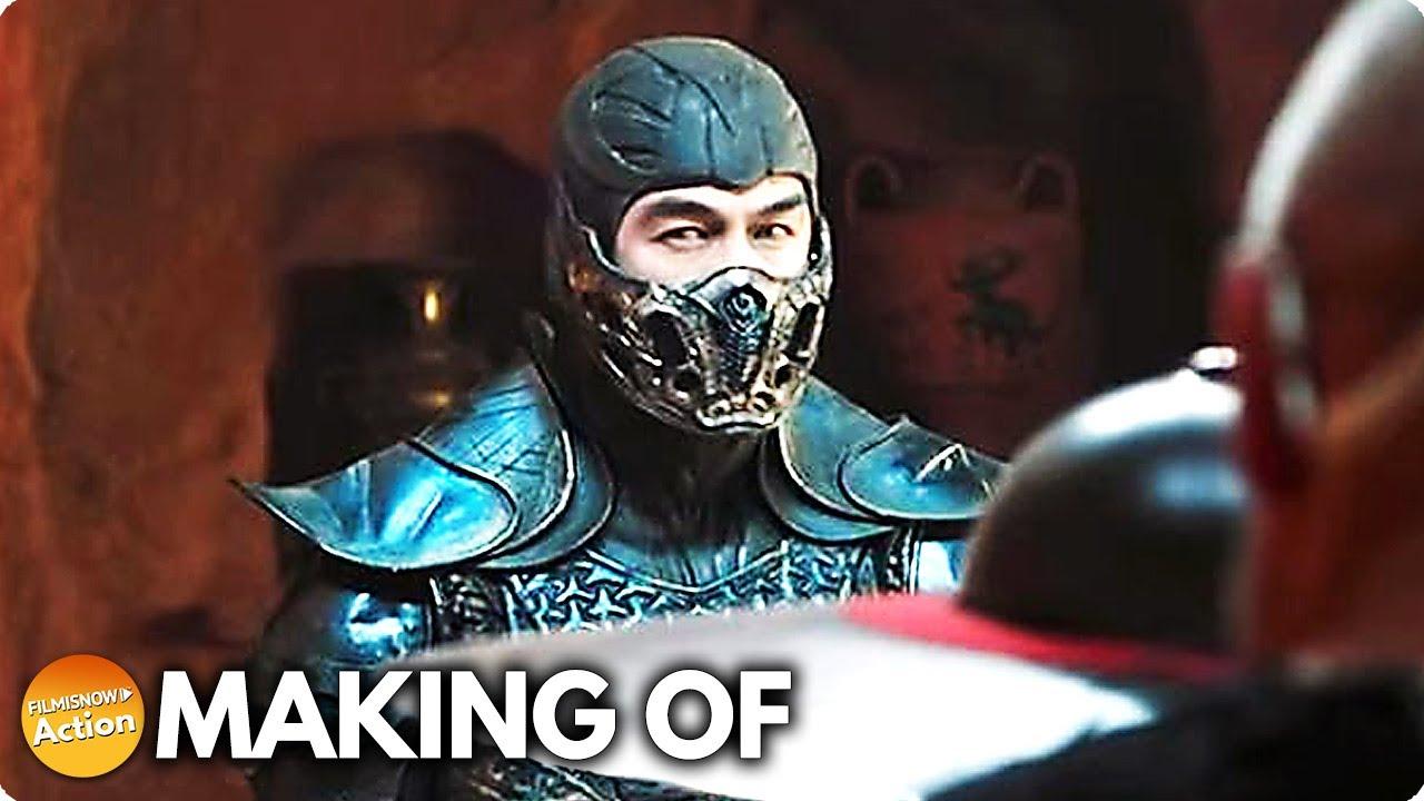 MORTAL KOMBAT (2021) Behind the Scenes Special Video | Martial Arts Action Movie