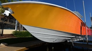 2015 Yellowfin 36' Yacht with Seven Marine 557 engines
