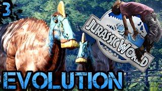 Jurassic World Evolution | HUMANS vs. DINOSAURS!!! Isla Muerta The Second Island! [JWE PS4 Pro]