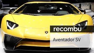 Lamborghini Aventador 750-4 SV | Geneva 2015