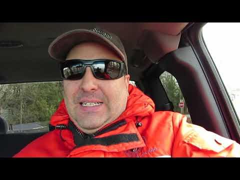 Lake Simcoe ICEFISHING Ice Report DEC 16,2018 Port Bolster