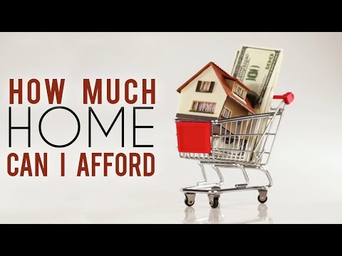 How Much Home Can I Afford?