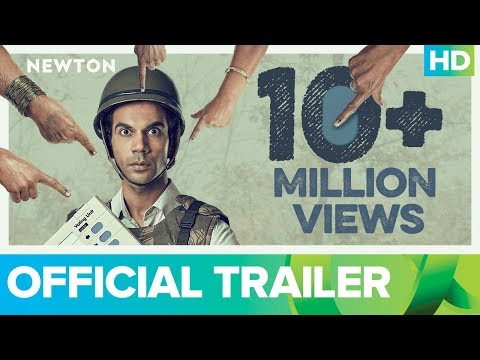 Newton | Official Trailer | Rajkummar Rao