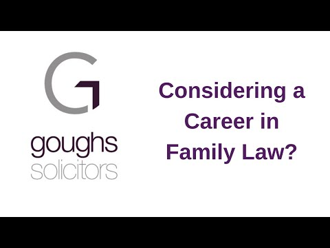 Considering a Career in Family Law? Experienced Solicitors Share Their Thoughts